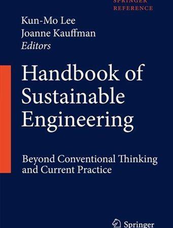 Ingegneria della sostenibilità il manuale per cambiare il mondo