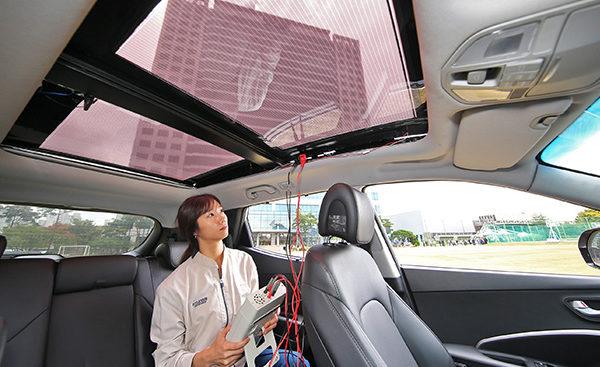 Hyundai punta dritto al sole