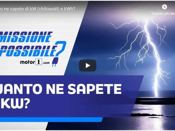 #3 Emissione Impossibile in collaborazione con Motor1.com