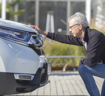 Faccia a faccia – La mia prova della Honda Cr-v Hybrid