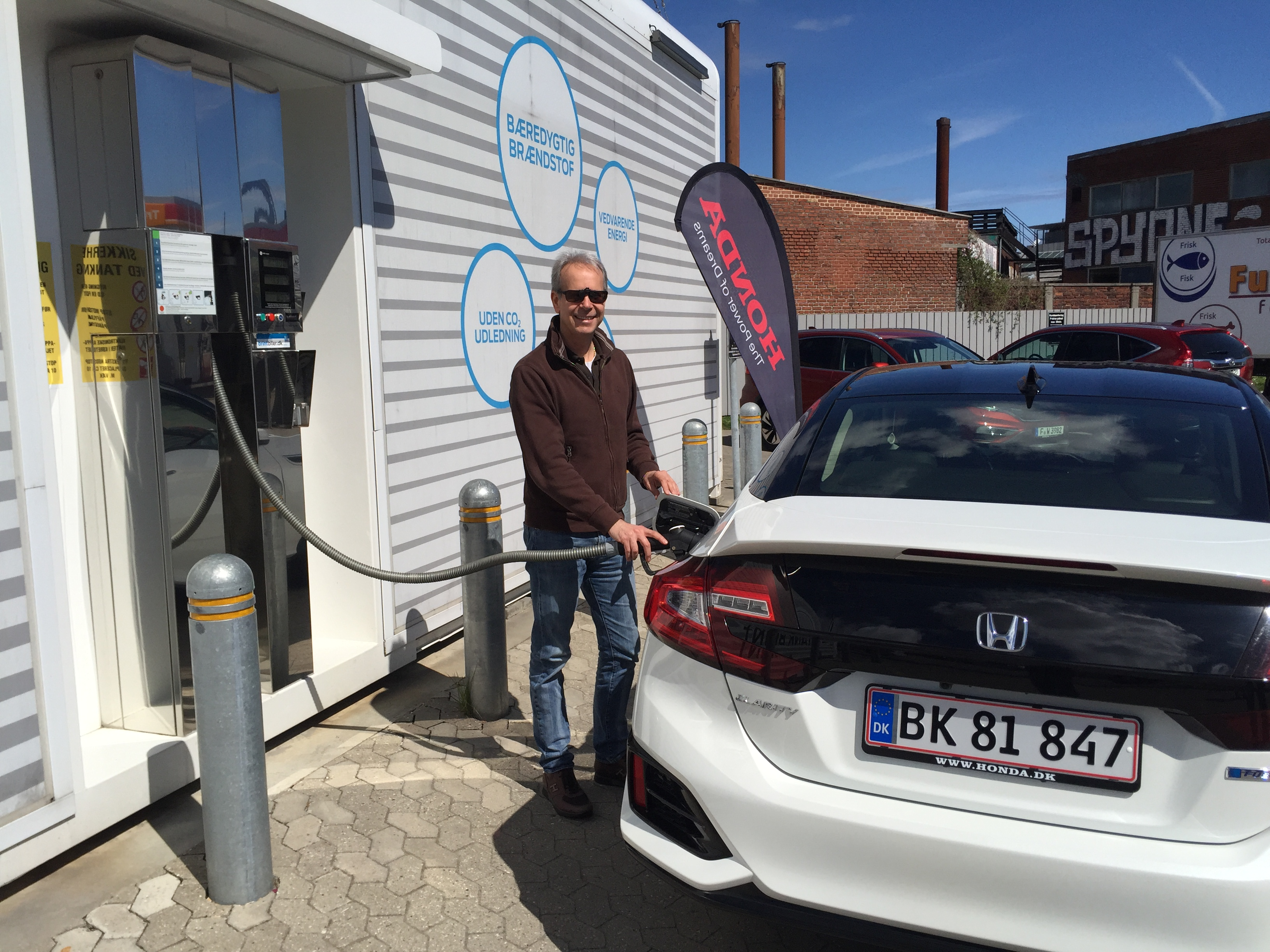 L'Italia entra nell'era dell'idrogeno a 700 bar