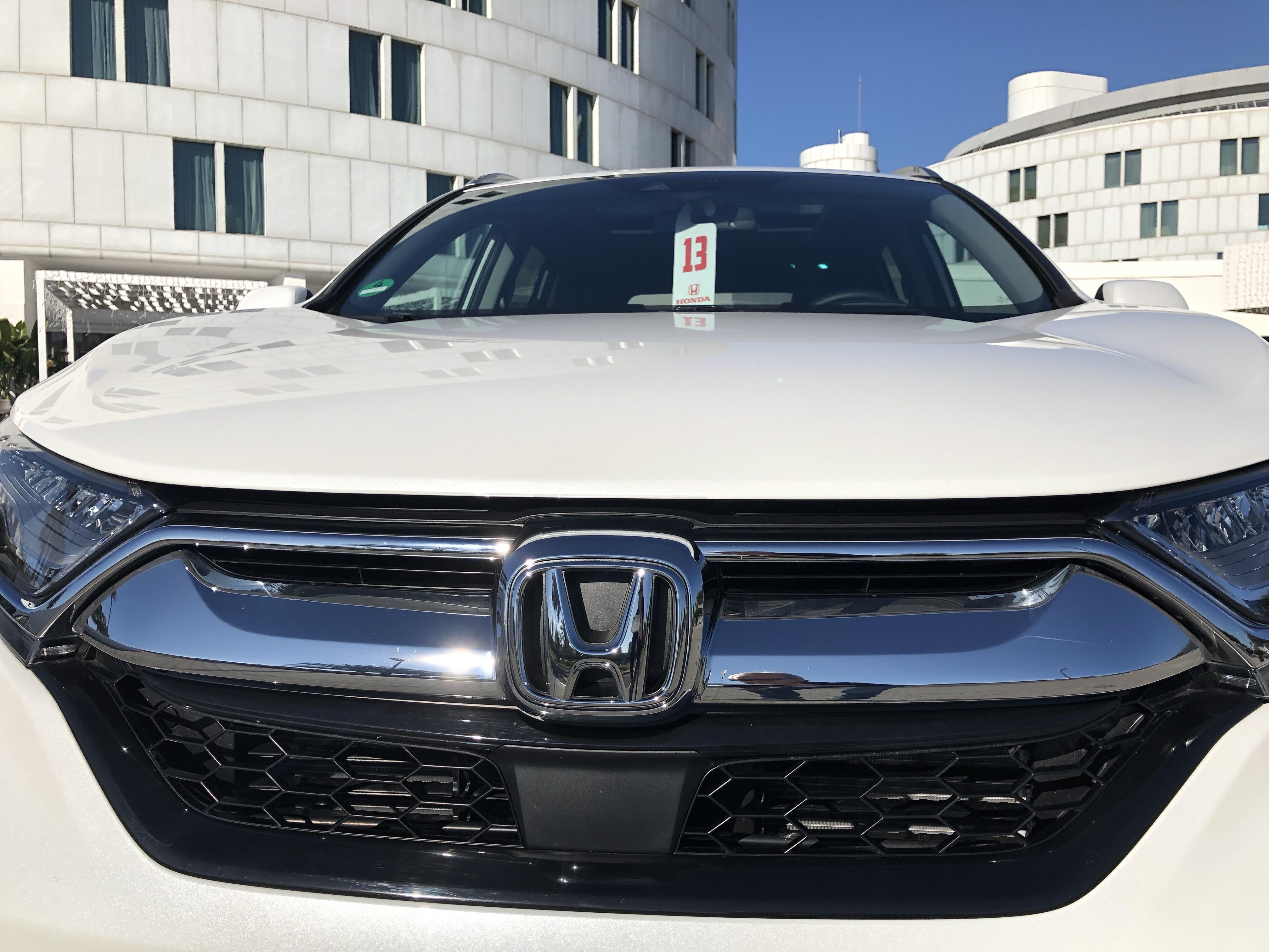 Come funziona – Il sistema Full-Hybrid Honda
