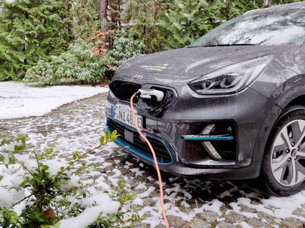 Kia e-Niro attraversa l'Europa a Zero Emissioni