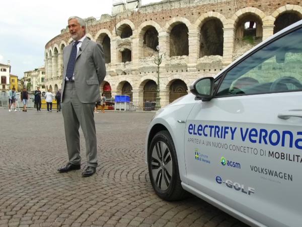 Video Opinione – Massimo Nordio Electrify Verona