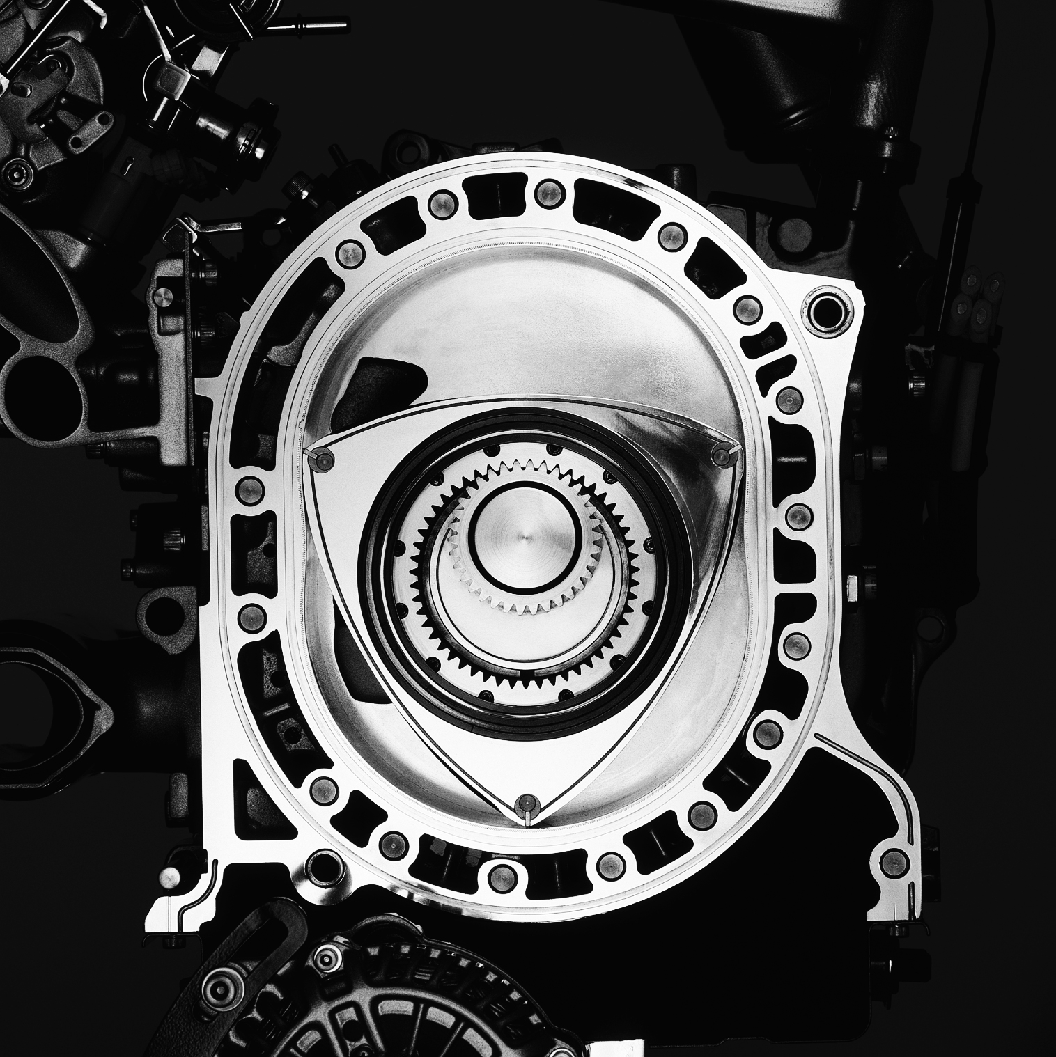 Mazda il primo elettrico sarà anche rotativo