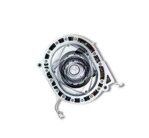 Mazda motore rotativo