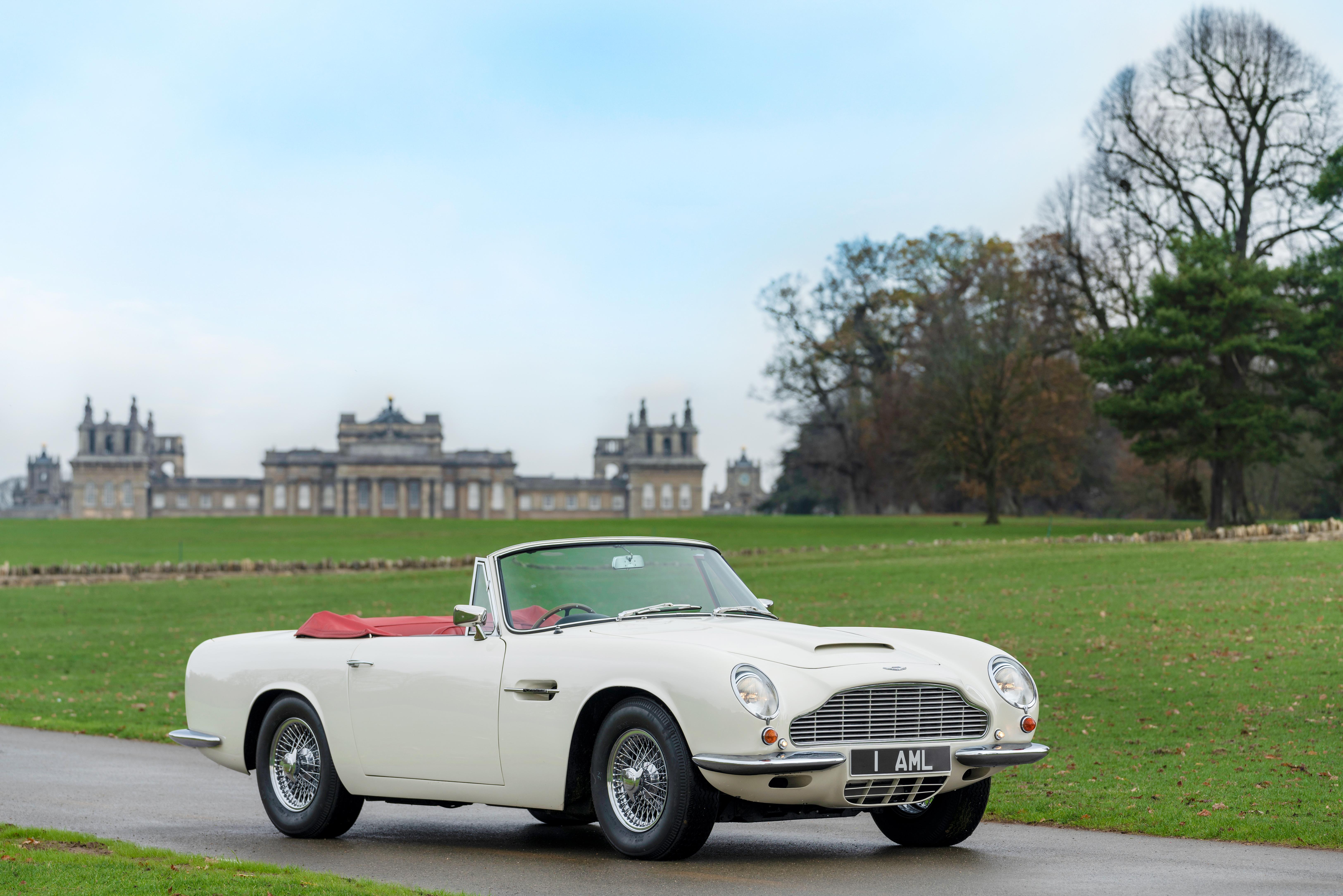 Aston Martin come Jaguar il passato diventa elettrico