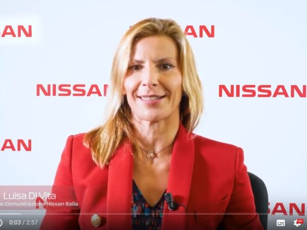 Video Opinione – Luisa Di Vita Nissan Intelligent Mobility