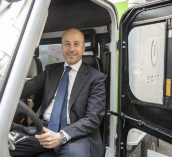 Nasce E-Gap a Milano va in scena la ricarica mobile on demand
