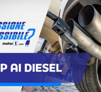 #9 EMISSIONE IMPOSSIBILE IN COLLABORAZIONE CON MOTOR1.COM