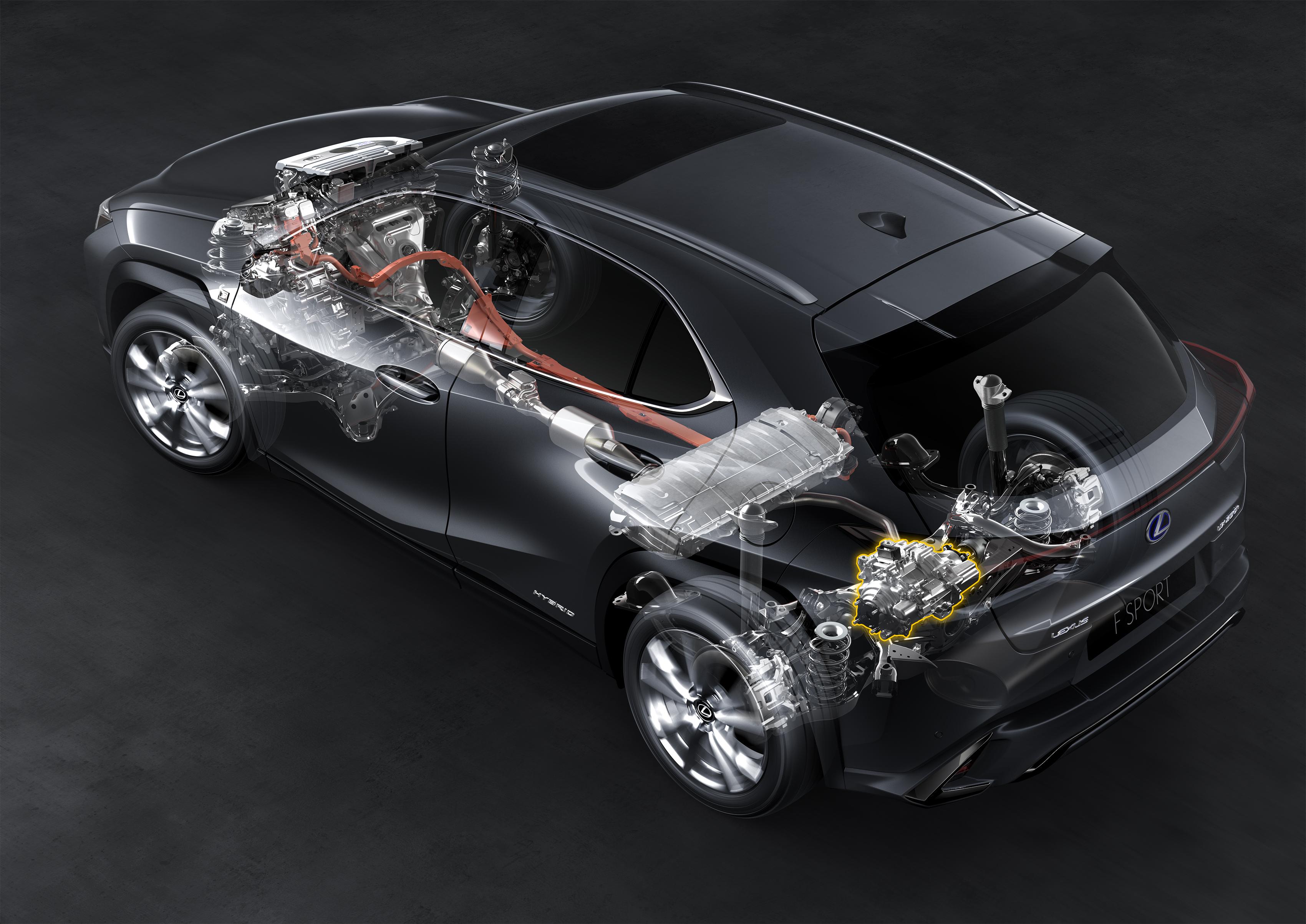 Lexus Hybrid Service garanzia a chilometraggio illimitato per la batteria