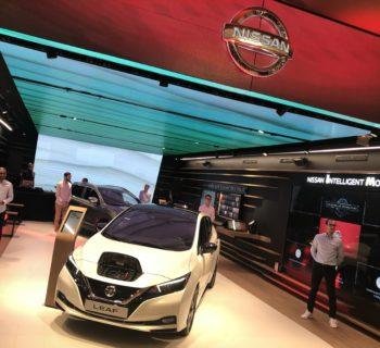 Nissan a Parigi presenta City Hub la concessionaria del futuro