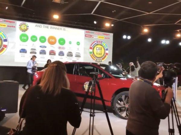 Jaguar I-Pace elettrica vince Auto dell'Anno 2019 – Foto Notizia