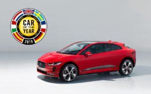 Jaguar I-Pace auto dell'anno 2019