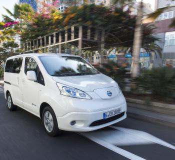 Nissan e-NV200 progetto e-Van sharing per tutti a Roma e Firenze