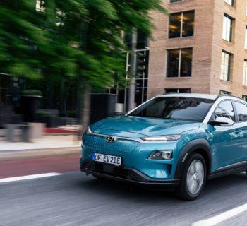 Hyundai Kona elettrica prova reale su strada