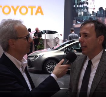 Tre pilastri per il futuro del Gruppo Toyota Mauro Caruccio AD Toyota Italia – Video Opinione