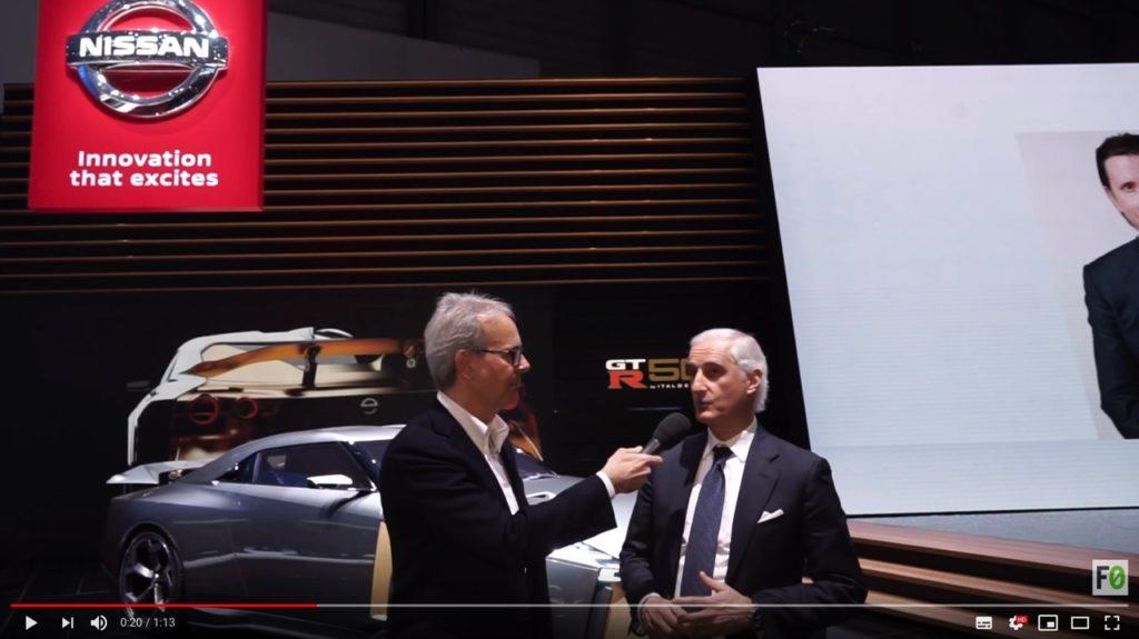Bruno Mattucci spiega l'ibrido Nissan e-Power