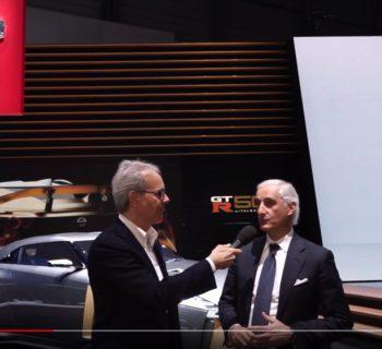 Arriva l'ibrido Nissan e-Power Bruno Mattucci Presidente e AD Nissan Italia – Video Opinione