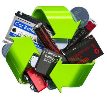 Riciclo Made in Italy per le batterie al litio
