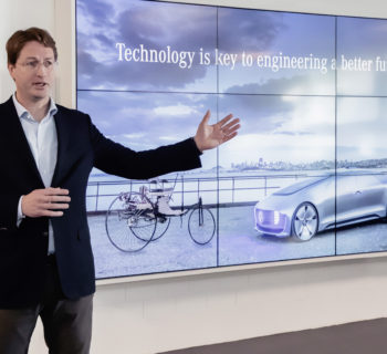 Daimler flotta ad impatto zero nel 2039
