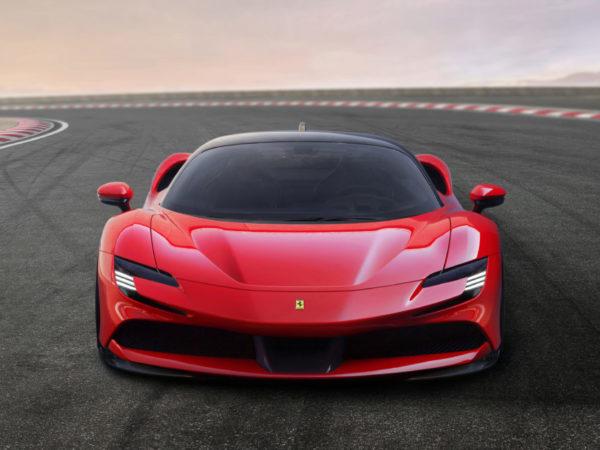 Ferrari SF90 Stradale Cavallino volante