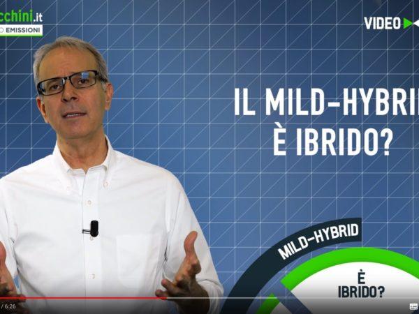 L'auto Mild-Hybrid è ibrida?