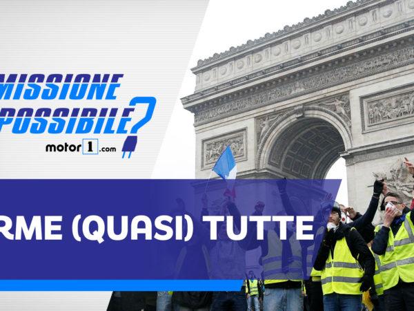 #26 EMISSIONE IMPOSSIBILE BLOCCO AUTO INQUINANTI IN FRANCIA
