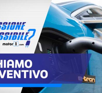 #25 EMISSIONE IMPOSSIBILE RICHIAMO AUDI E-TRON ELETTRICA