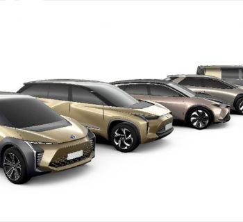 Toyota anticipa gli obiettivi dell'elettrificazione dal 2030 al 2025