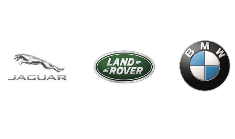 Jaguar Land Rover BMW