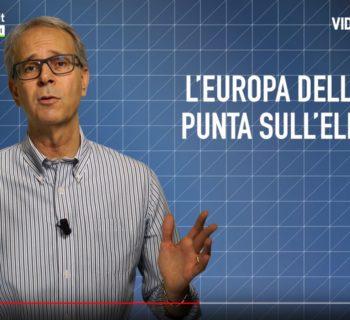 Perché l'Europa sceglie l'elettrico