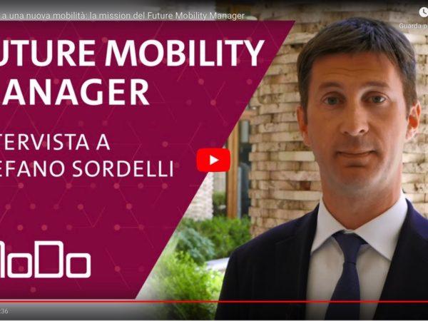 Manager Mobilità del Futuro Sordelli Volkswagen Italia