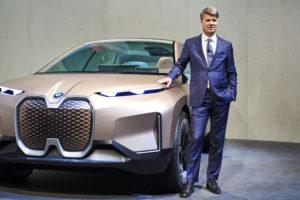 Harald Krueger CEO BMW