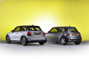 Mini Cooper SE e Mini E