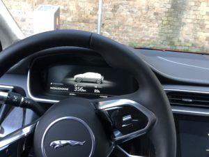 Volante Jaguar I-Pace