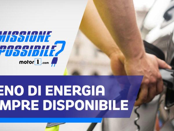 #28 EMISSIONE IMPOSSIBILE AUTO ELETTRICHE, LA RICARICA È IN STILE POWERBANK