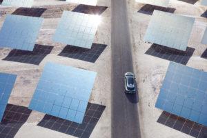 Jaguar I-Pace energie rinnovabili