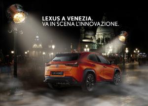 Manifesto Lexus Venezia 2019