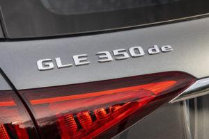 Mercedes GLE350 de
