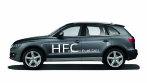 Audi Q5 HFC fuel cell