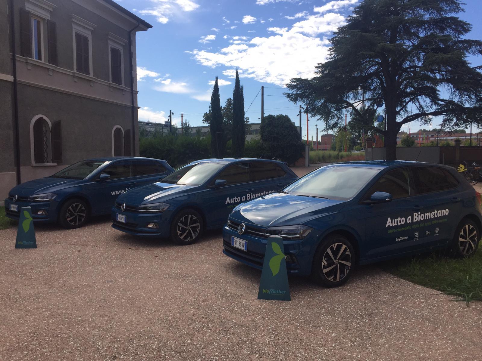 Le Volkswagen Polo vanno a biometano da fanghi di depurazione