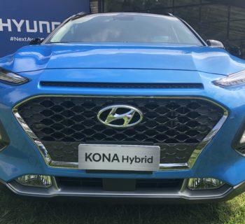 Hyundai Kona Hybrid col cambio al volante – La mia prova su strada