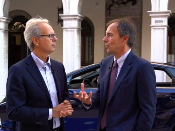 Fabio Orecchini e Mauro Caruccio Toyota