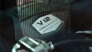 Lamborghini V12 ordine di scoppio