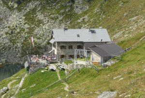 Rifugio Lago Rodella Alto Adige
