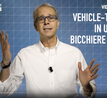 Vehicle-to-Grid l'auto scambia energia con la rete elettrica e la casa