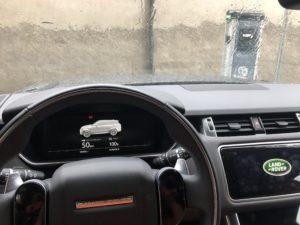 Ricarica Range Rover Bressanone
