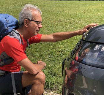 Sulle Dolomiti con la Range Rover Sport ibrida Plug-in – La mia prova faccia a faccia