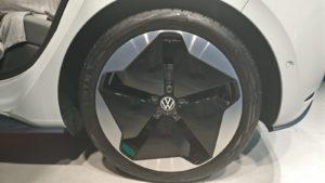 Presentazione Id.3 cerchio ruota
